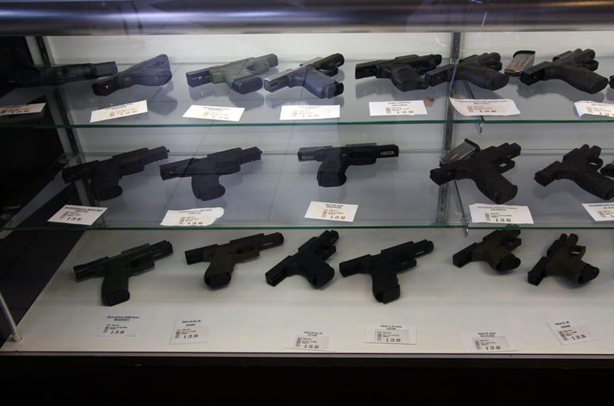 Range Guns 1