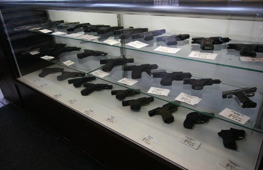 Rnage Guns 3