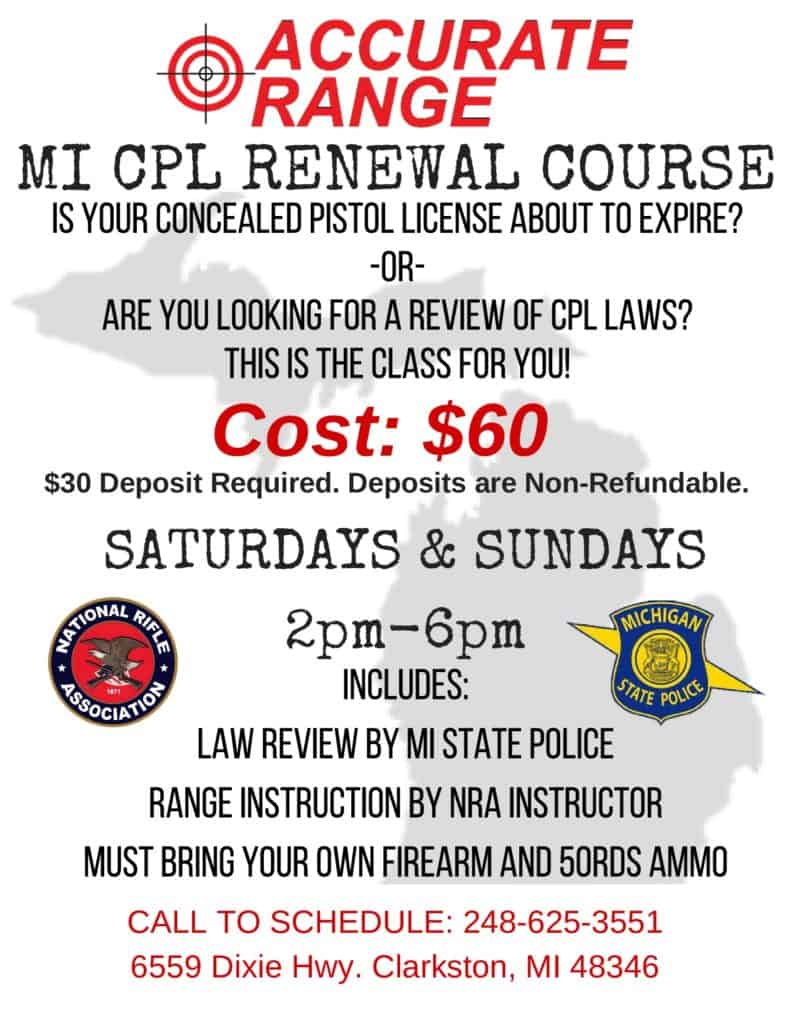 CPL Renewal Class